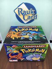 Pokemon Lamincards Edibas Booster Box boosterbox New x24 Packs
