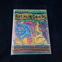 Grateful Dead The Golden Road Issue 26 Vintage Annual 1992 Magazine Very Nice