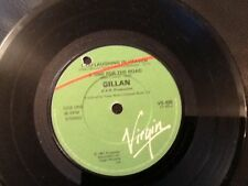 GILLAN . NO LAUGHING IN HEAVEN / ONE  FOR THE ROAD / LUCILLE  / BAD NEWS . 1981