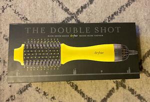 Drybar The Double Shot Blow-Dryer Brush yellow