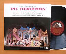 CLP 1272 Strauss Die Fledermaus Sadler's Wells Vilem Tausky 1959 HMV Mono NM/EX