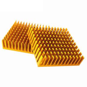 Heat Sink Aluminum Cooling Fin HeatSink 40*40*11MM for Router CPU I G_AA