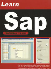 Learn SAP - On Screen Training CD