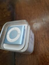 iPod shuffle 4th gen 2gb blue working good battery original container and papers
