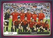 PANINI EURO 2012- #537-CHAMPIONSHIP WINNERS-2008-ESPANA-SPAIN