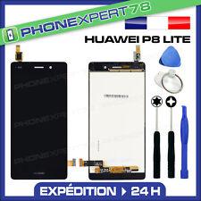 VITRE TACTILE + ECRAN LCD ORIGINAL HUAWEI P8 LITE NOIR + OUTILS