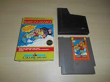Kung Fu Heroes Nintendo NES Game & Box KungFu Hero