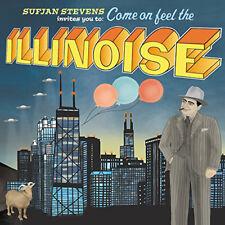 SUFJAN STEVENS ILLINOIS LP VINYL BRAND NEW 33RPM