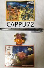 EXTRA ROBOT 2S-86+Cartina -EXTRA ROBOT-kinder Sorpresa 2006/2007