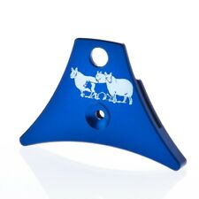 Logan Whistles A1 Sheepdog Whistle, Blue with Collie + Sheep
