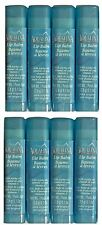 Aquafina Lip Balm With Jojoba Oil Almond Oil & Vitamin E Pure Original  Lot of 8