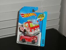 HOT WHEELS 2014 COLOR SHIFTERS 3/48 FIRE-EATER DIECAST