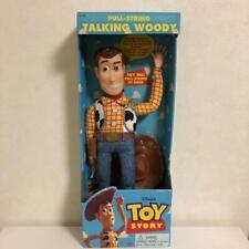 Toy Story  Pull-String Talking Woody initial original Disney Pixar
