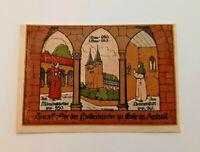 FROSE NOTGELD 50 PFENNIG 1921 NOTGELDSCHEIN (11514)