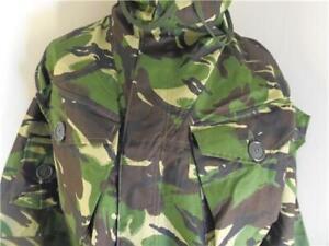 UK GENUINE BRITISH ARMY SAS UKSF SMOCK COMBAT WINDPROOF GABARDINE JACKET DPM NEW