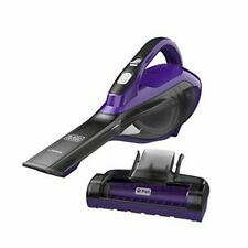 BLACK+DECKER Pet Dustbuster Purple Cordless Handheld Vacuum
