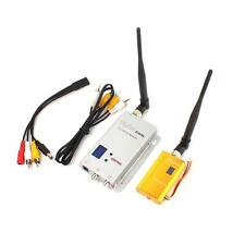 Useful 1.2G 1.5W Wireless 1500mw AV Transmitter Receiver Kit RC Model FPV Video