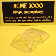 Dinky 159 Mk2 Ford Cortina Reproduction Repro Plastic Window Unit