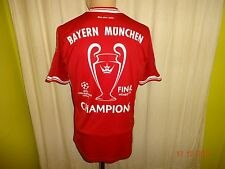 "FC Bayern München Adidas Trikot 13/14 ""CHAMPIONS FINAL WEMBLEY 2013"" Gr.S- M Neu"