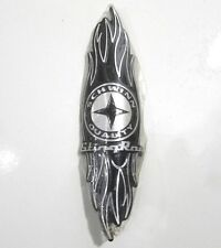 "! NEW ! Schwinn Stingray Chopper OCC 20"" Head Tube Badge Decal Bicycle Part"