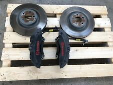 FORD MUSTANG FM/FN 2015,16,17,18 GT 50 BREMBO FRONT BRAKE SET DISCS AND CALIPERS