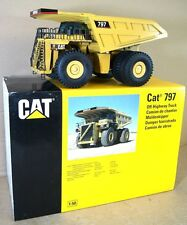 NZG 466 CATERPILLAR CAT 797 OFF HIGHWAY DUMP MINING TRUCK MINT BOXED nc