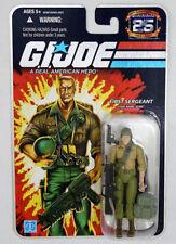 "GI Joe 2007 25th Anniversary Foil Card 3 3/4"" Duke Action Figure MOC Hasbro"