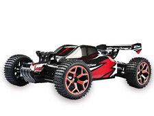 RC Buggy Storm 1:18 4wd proporcional gas incl. batería y cargador rojo