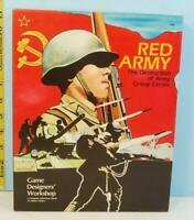 Red Army Destruction of Army Group Center GDW 1982 Punched