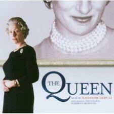 OST Alexandre Desplat - The Queen CD NEU