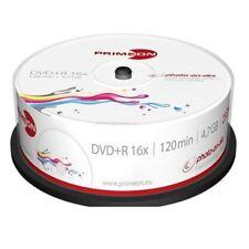 DVD-R PRIMEON per l'archiviazione di dati informatici 16x