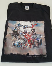 Collector - Tee Shirt - Soulcalibur 5 V - Taille M Neuf ps3-ps4-xbox
