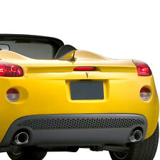 """PRE-PAINTED for 2006-2010 PONTIAC SOLSTICE """"NO-DRILL"""" 3M TAPE Rear Spoiler New"""