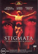 STIGMATA (Patricia Arquette/Gabriel Byrne) DVD
