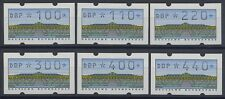 BUND AUTOMATENMARKEN - 1993 ATM 2 SANSSOUCI 1.1 VS 3 - EINDRUCK DBP 100 - 440 **