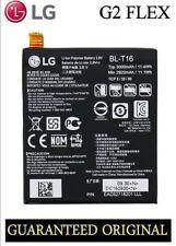 ORIGINAL ERSATZ AKKU BATTERY for LG G FLEX 2 VU4 H950 H955 H959 BL-T16 BATTERIE