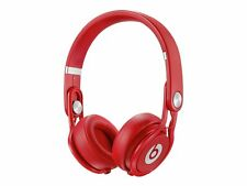 Beats by Dr. Dre Mixr on Ear Wired Headphones With Control Talk - Red