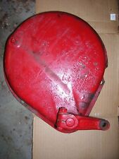 Vintage Mccormick Farmall H Tractor Brake Cover Amp Band Assy Lh 1951