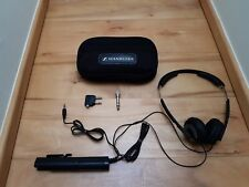 Sennheiser PXC 250 Headband Headphones - NoiseGard - Silver/Black