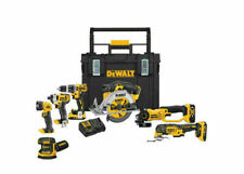 20-Volt MAX Lithium-Ion Cordless Combo Kit (7-Tool) with ToughSystem*
