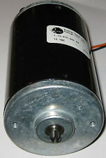 Buehler 12V DC Large Hobby Motor with Short Slotted Shaft - 115 Watt - 6000 RPM