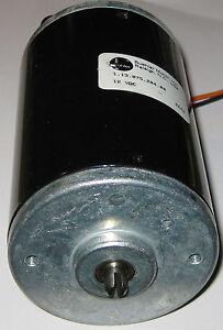 Buehler 12V DC High Torque Electric Motor - Stall TQ: 31,000 g-cm ( 431 oz-in )