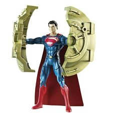 Man of Steel Movie Superman Bank Breaker Power Attack Deluxe Action Figure Y0810