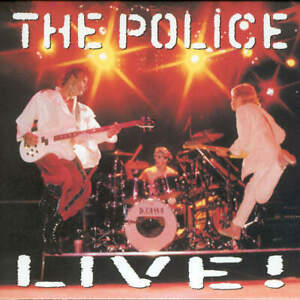 The Police Live! SACD A&M Records 2003 NEW