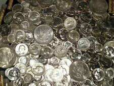 90% SILVER 1+ OZ US COINS 2 HALVES & DIMES IN EACH LOT! THESE ARE AU/BU & PROOFS