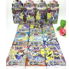 25pcs Pack  Kids Hot Game Cards EX Trading Collection Cards Figures Toys Gift