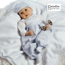 Paradise Galleries Newborn Baby Doll - a Royal Reborn Baby Prince George