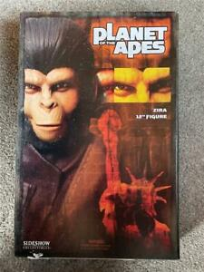 """NRFB 2004 Sideshow Collectibles Planet of the Apes 12"""" Figure 7504 - Zira"""