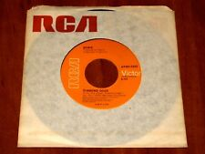 "DAVID BOWIE DIAMOND DOGS HOLY HOLY *RARE* 7"" VINYL RCA VICTOR CANADA 1974 LTD"