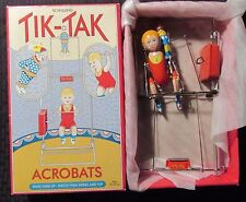 2000 Schylling TIK-TAK ACROBATS Wind-Up Toy MIB Reproduction